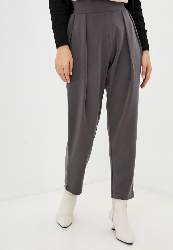женские спортивные брюки francesco donni, серые