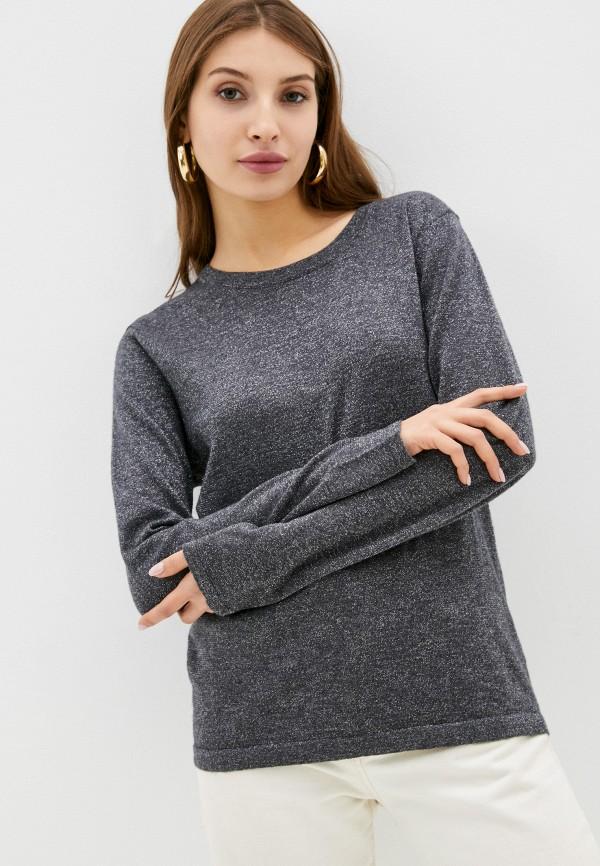 женский джемпер lusio, серый