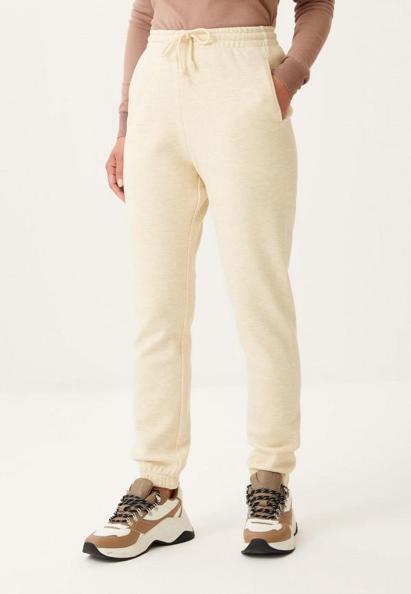 женские спортивные брюки sela, бежевые