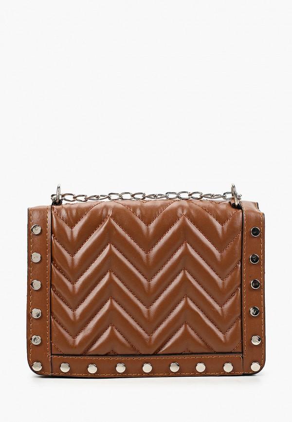 женская сумка через плечо defacto, коричневая