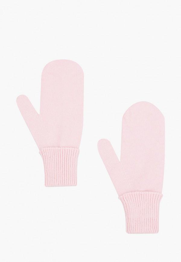 женские варежки ruxara, розовые
