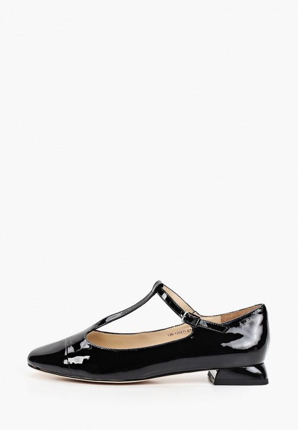 женские туфли mascotte, черные