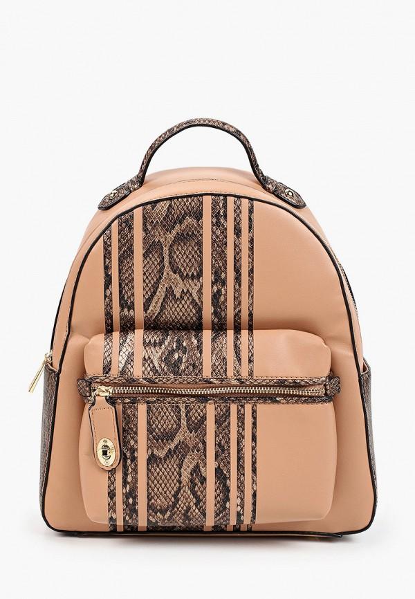 женский рюкзак mascotte, бежевый