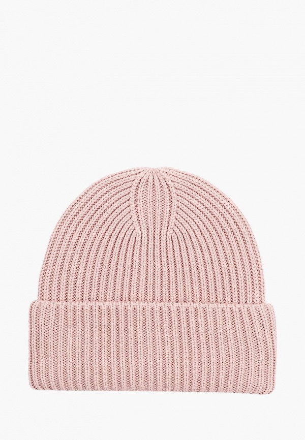 женская шапка dispacci, розовая