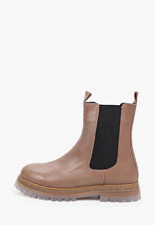 женские ботинки-челси valley, хаки