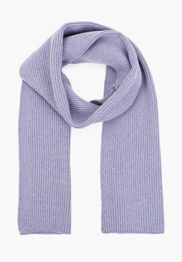 женский шарф befree, фиолетовый