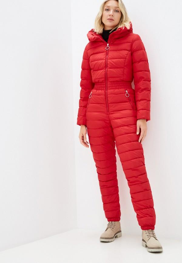 женские комбинезоны и костюмы baon, красные