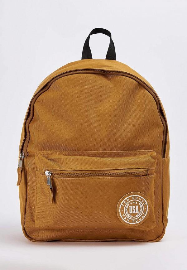 женский рюкзак terranova, желтый