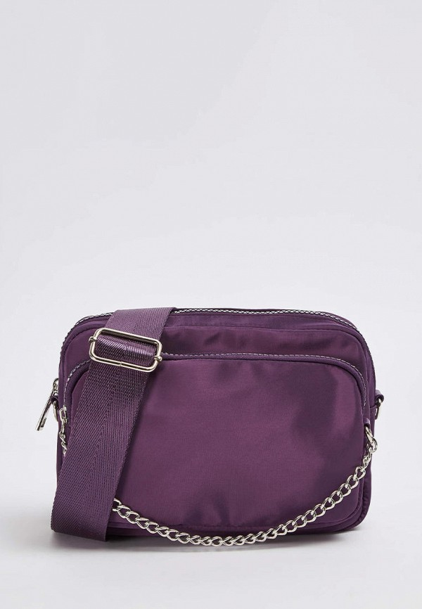 женская сумка terranova, фиолетовая