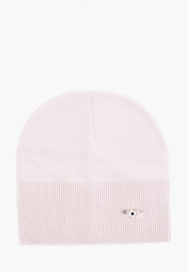 женская шапка demari, бежевая