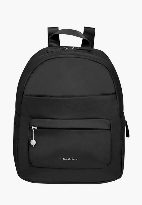 женский рюкзак samsonite, черный