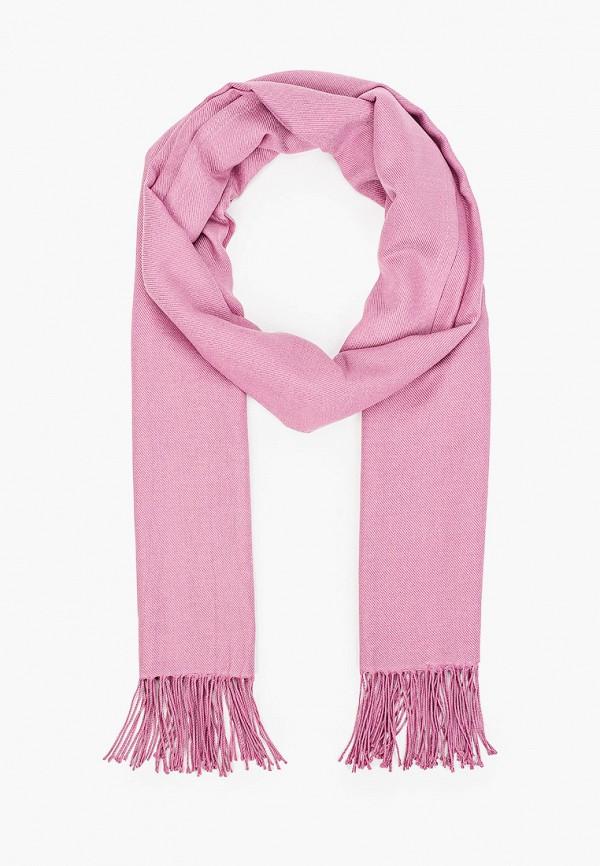 женский палантин chale, розовый
