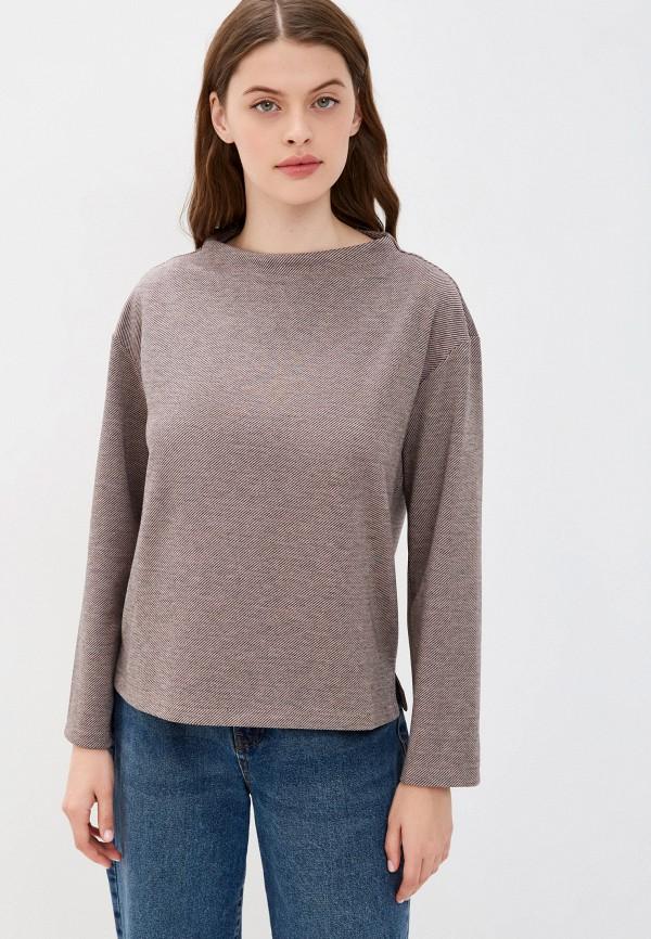 женская блузка с длинным рукавом mironi, розовая