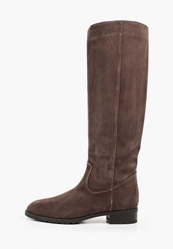 женские сапоги giotto, коричневые