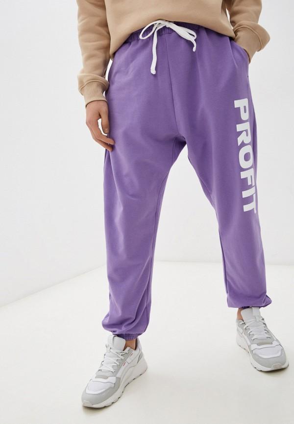 женские спортивные брюки profit, фиолетовые