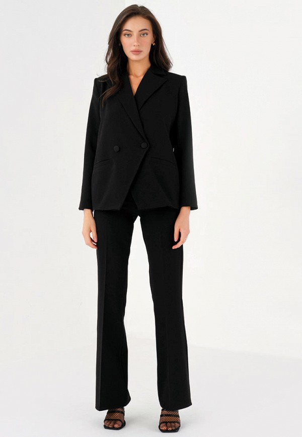 женский костюм lipinskaya-brand, черный