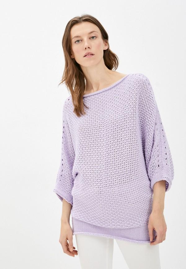 женский джемпер стим, фиолетовый