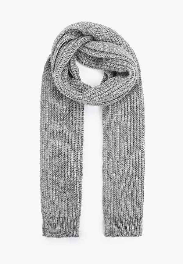 женский шарф mascotte, серый