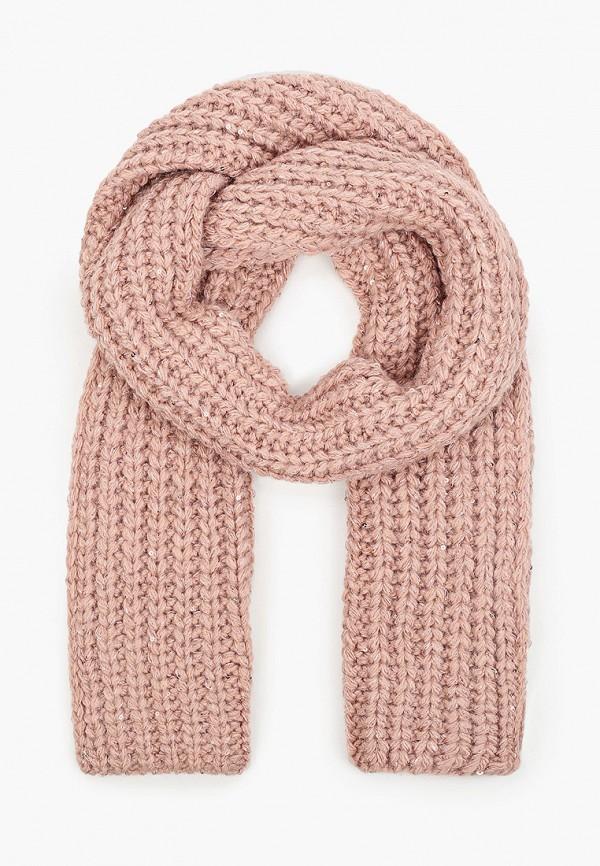 женский шарф mascotte, розовый