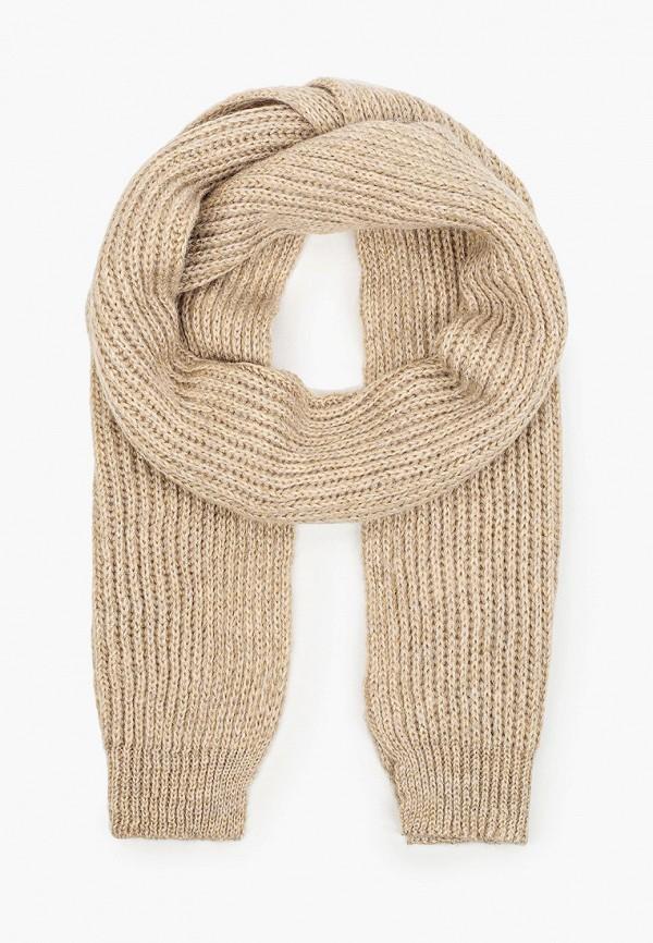 женский шарф mascotte, бежевый