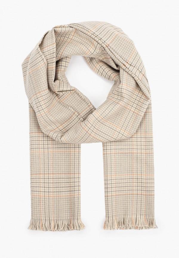 женский шарф vitacci, бежевый