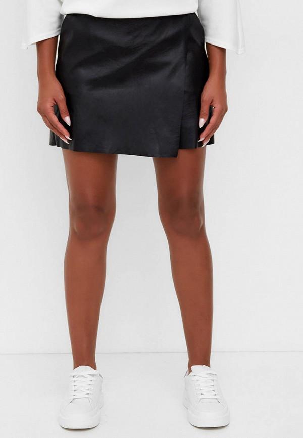 женская юбка bornsoon, черная