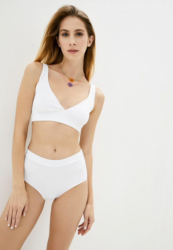 женский купальник pate, белый