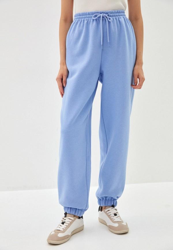 женские спортивные брюки zarina, синие