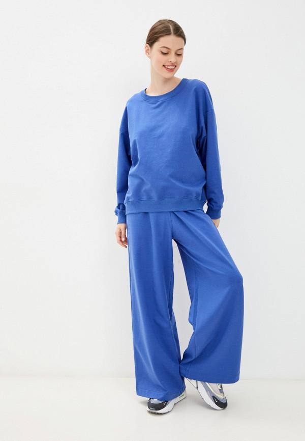 женский спортивный костюм m,a,k you are beautiful, синий