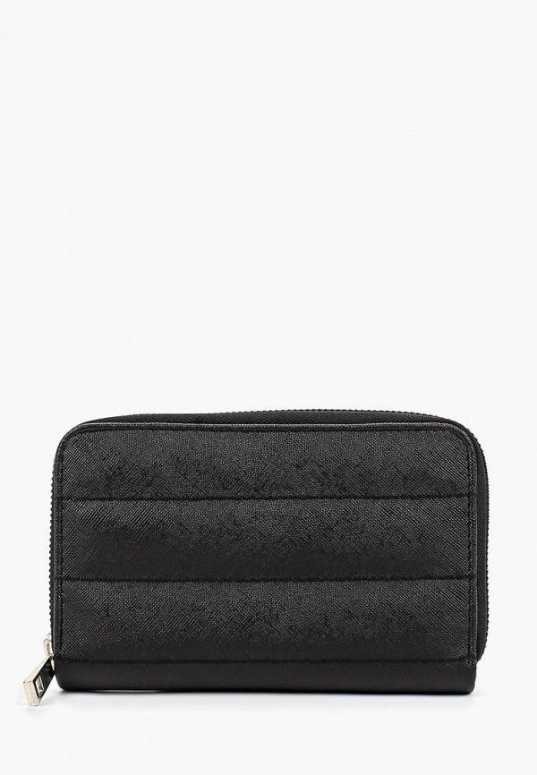 женский кошелёк colin's, черный