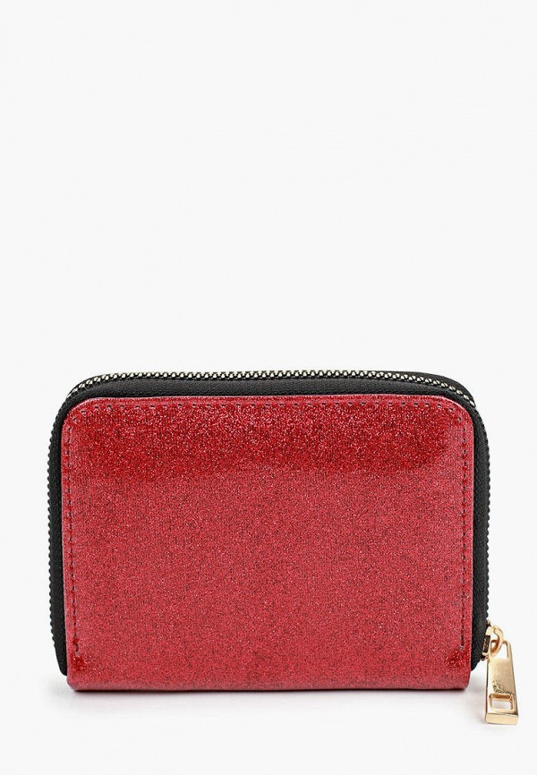 женский кошелёк colin's, бордовый