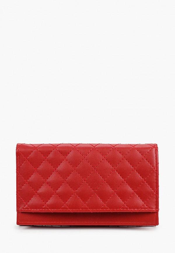 женский кошелёк colin's, красный