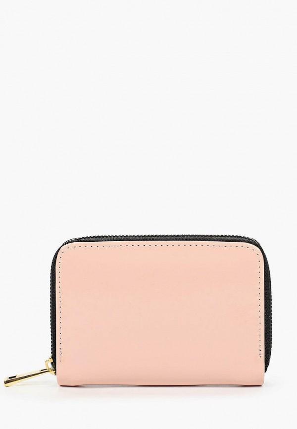 женский кошелёк colin's, розовый