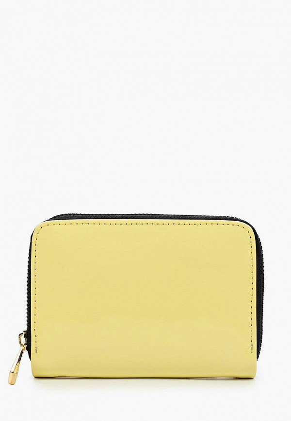 женский кошелёк colin's, желтый