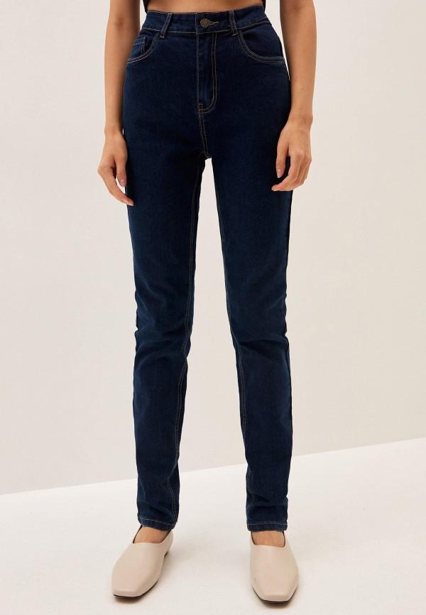 женские джинсы скинни zarina, синие