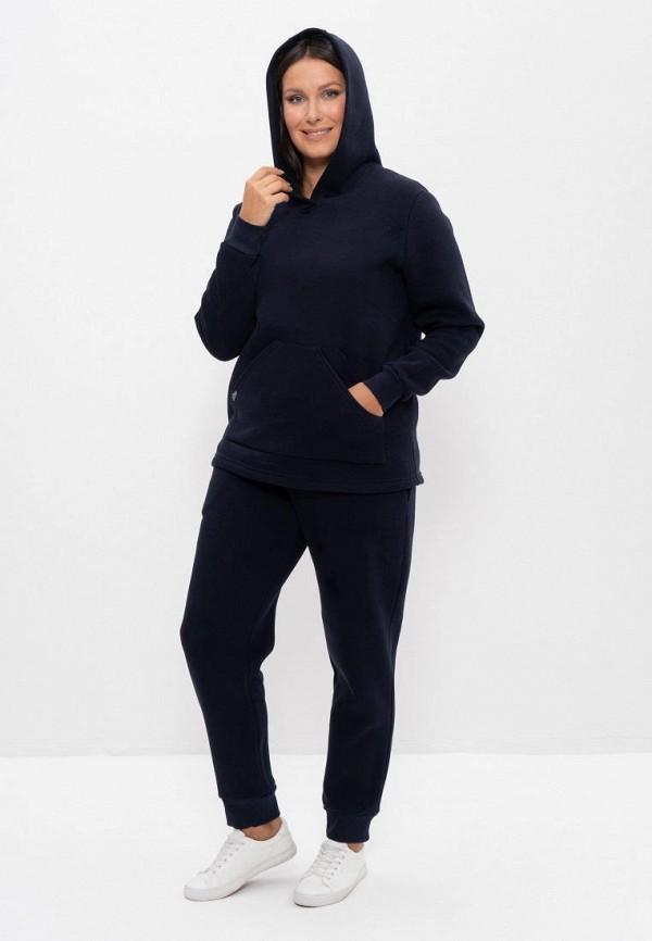 женский спортивный костюм cleo, синий