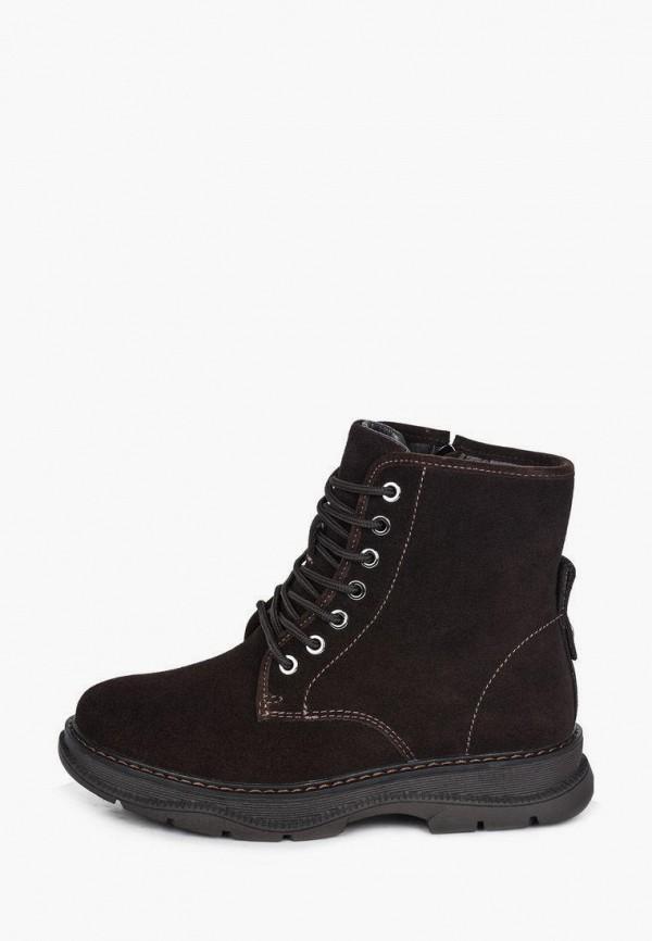 женские высокие ботинки alessio nesca, коричневые