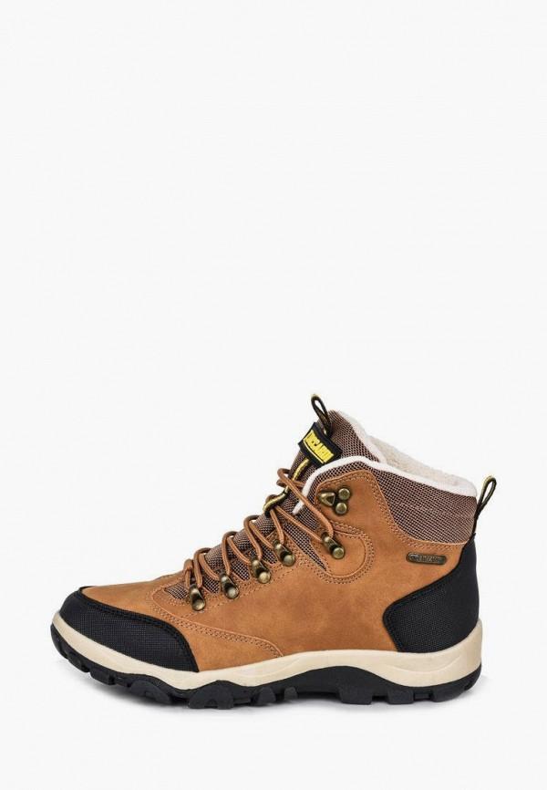 женские высокие ботинки t.taccardi, коричневые