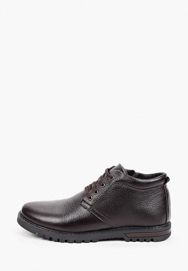 женские высокие ботинки francesco donni, коричневые