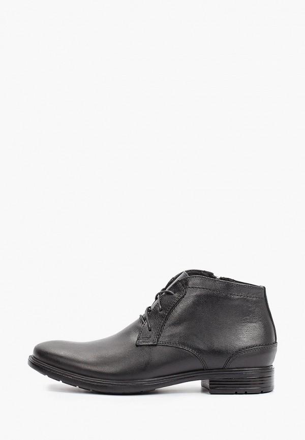 женские высокие ботинки francesco donni, черные