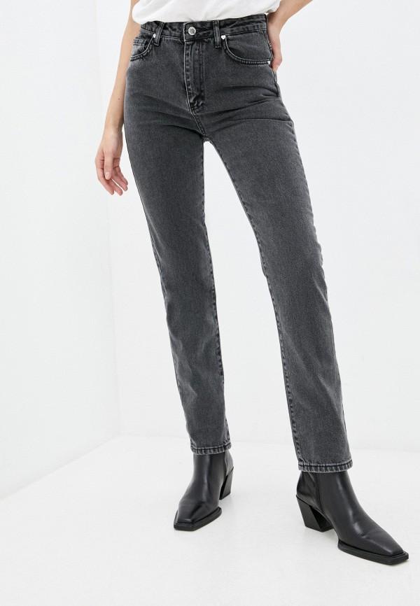 женские джинсы скинни top top, серые