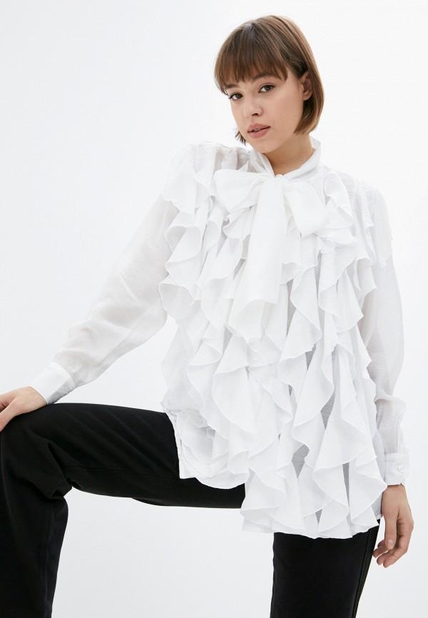 женская блузка top top, белая