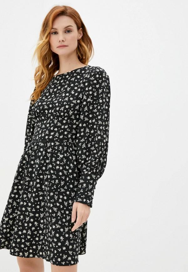 женское повседневные платье vittoria vicci, черное