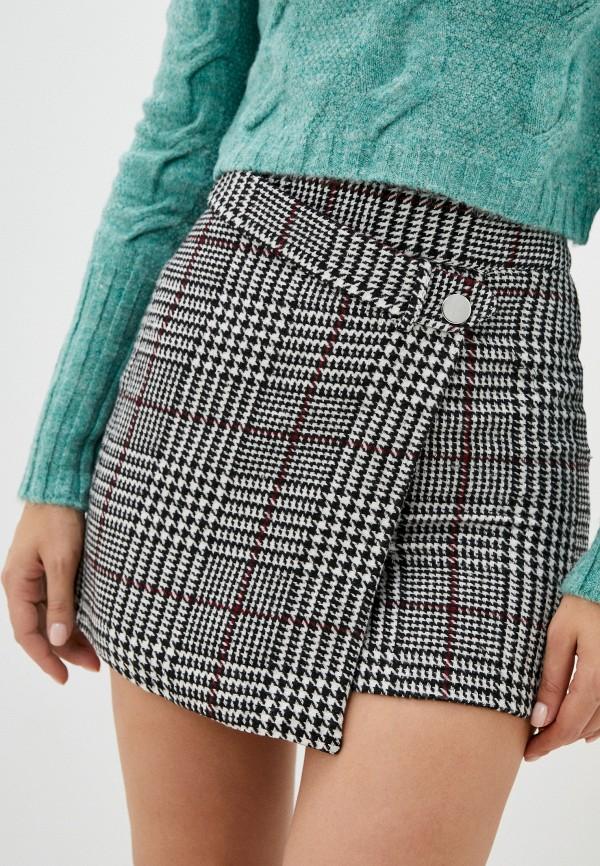 женская юбка trendyol, разноцветная