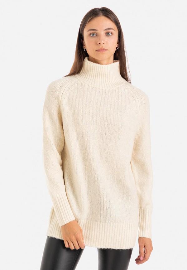 женский свитер gloria jeans, бежевый