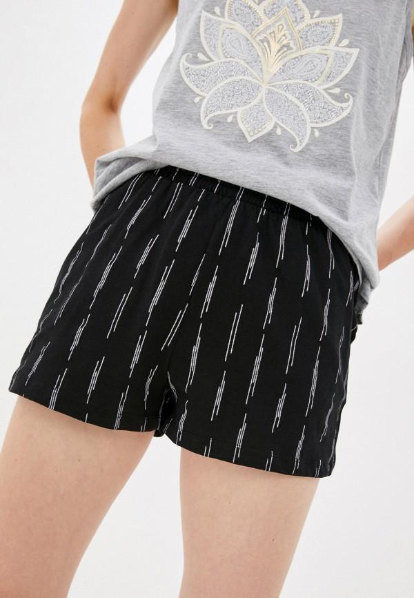 женские повседневные шорты colin's, черные