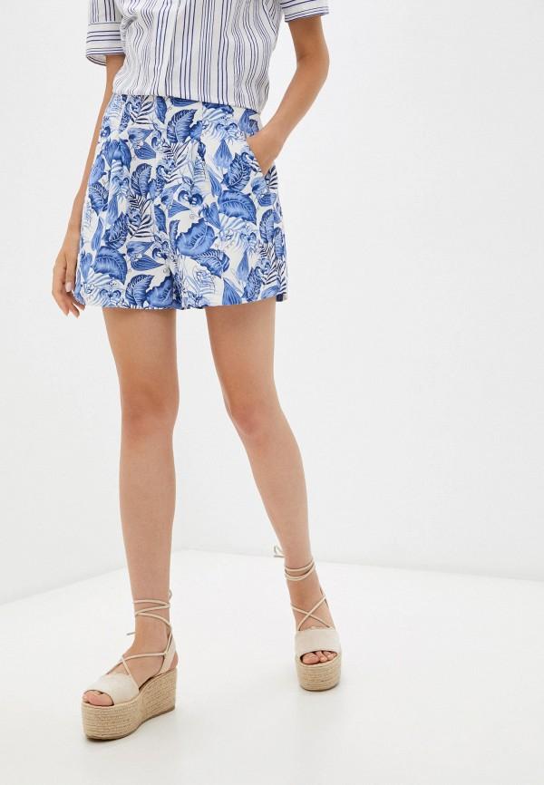 женские повседневные шорты colin's, голубые