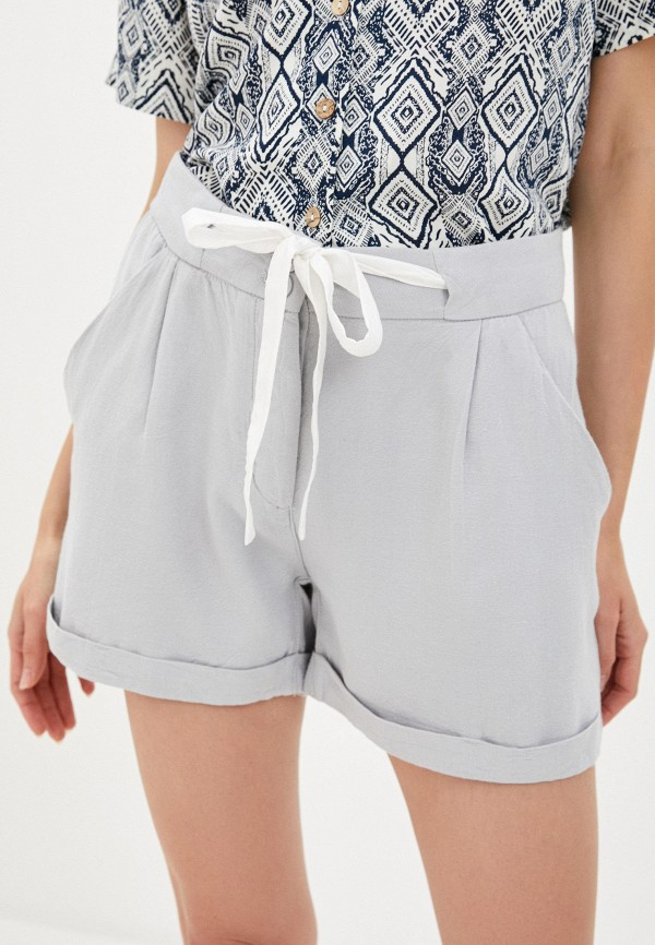 женские повседневные шорты colin's, серые