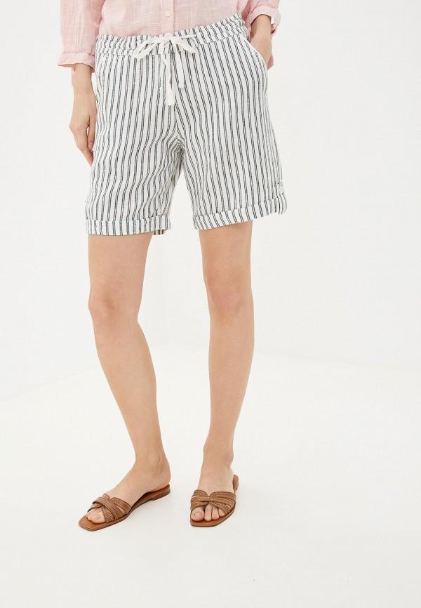 женские повседневные шорты colin's, белые