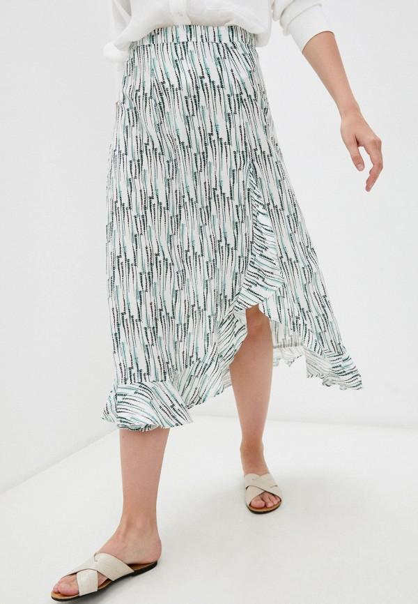 женская юбка colin's, разноцветная
